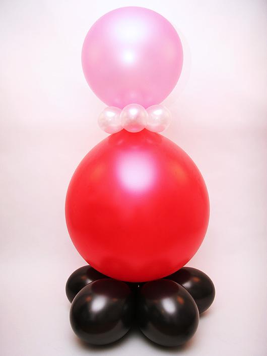 Фигурки из круглых шариков своими руками 45