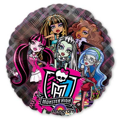 А ДЖАМБО/КРИСТАЛ Monster High P30