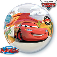 "П BUBBLE 22"" Disney Тачки"