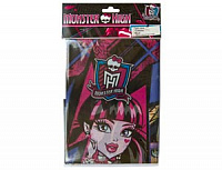 Скатерть п/э Monster High 1,2х1,8м/А