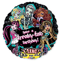 А ДЖАМБО/МУЗ HB Monster High P75