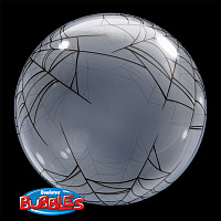 "П BUBBLE DECO 24"" Паутина"